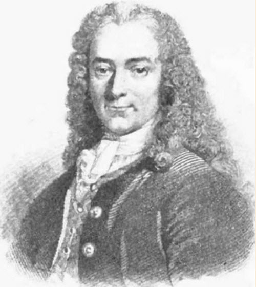 the early education and life of francois marie arouet François-marie arouet voltaire's knack for satire gained him aristocratic enemies early in his life this example voltaire essay is published for.